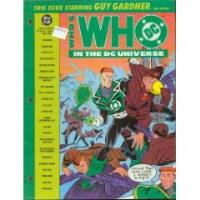 Who's Who in the DC Universe #11