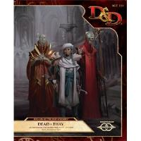 Dreams of the Red Wizards, The #2 - Dead in Thay, (D&D Encounters Edition, Full Kit w/Promos) (3.5, 4E and D&D Next Compatible)