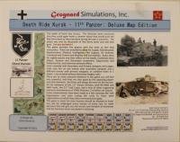 Death Ride Kursk - 11th Panzer (Deluxe Map Edition)