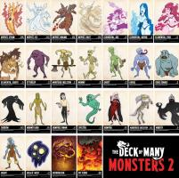Deck of Many Monsters 2, The