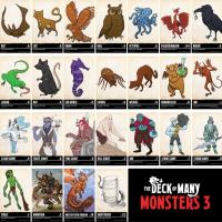 Deck of Many Monsters 3, The