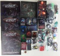 Deep Madness Collection - Base Game + 2 Expansions!
