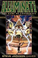 Illuminati (Deluxe Edition, Reprinted Small Box Version)