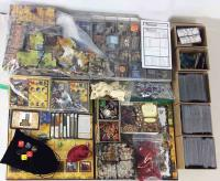 Descent 1st Edition Collection #5 - Base Game + 5 Expansions!