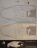 Adventure Class Ships #1 - Valor Class - Imperial Missile Corvette/Desiree Keah Class - Private Yacht