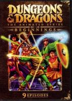 Dungeons & Dragons Cartoon - The Animated Series - Beginnings
