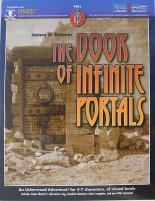 Tower of Mysteries #1 - The Door of Infinite Portals
