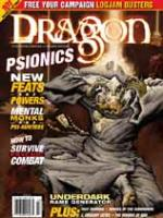 """#281 """"Psionics & New Feats & Powers, Instant Dungeon Tiles"""""""
