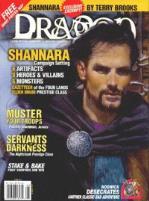 """#286 """"Shannara Poster Map, Shannara Campaign Setting"""""""