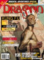 "#289 ""Forgotten Realms Map #3, Secret History of Ninjas, Black-Clad Assassins, Silent Warriors"""