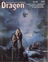 "#70 ""Firearms in AD&D, Dwarves in Space, Metal Working"""