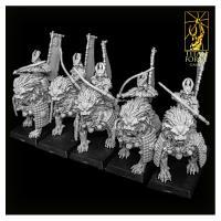 Komainu Archers Cavalry