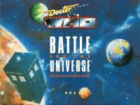 Doctor Who - Battle for the Universe