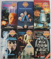 Dr. Who VHS Collection - 7 Videos!