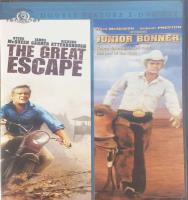 Double Feature - The Great Escape & Junior Bonner