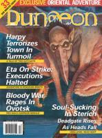 """#89 """"Exclusive Oriental Adventure, Monster Tokens Set #4"""""""