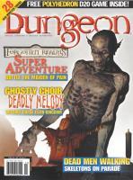 "#90 ""Forgotten Realms Super Adventure, Polyhedron d20 Game, Monster Tokens Set #5"""