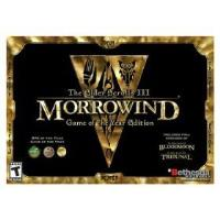 Elder Scrolls, The #3 - Morrowind (Game of the Year Edition)