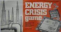 Energy Crisis Game