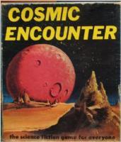 Cosmic Encounter (1st Edition, 1st Printing)