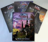 Epic Role Playing Collection - 4 Books!