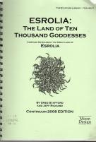 Esrolia - The Land of Ten Thousand Goddesses