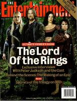 Entertainment Weekly - Lord of the Rings Special Collector's Edition