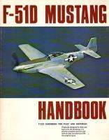 F-51D Mustang Handbook