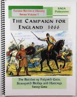 Famous Battles of History #1 - The Campaign for England 1066