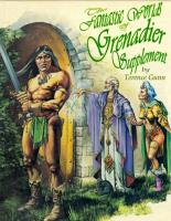 Fantastic World of Grenadier Supplement, The (Kickstarter Edition)