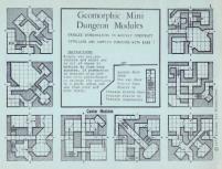 Geomorphic Mini Dungeon Modules