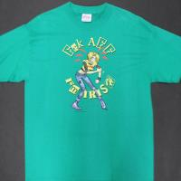 'Fek Aff I'm Irish' T-Shirt (L)