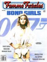 "Vol. 6, #8 ""Bond Girls"""