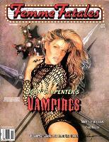 "Vol. 7, #6 ""John Carpenter's Vampires"""