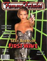 """Vol. 8, #11 """"Sexy Aliens of First Wave"""""""