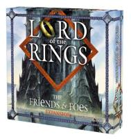 Lord of the Rings w/Friends & Foes Expansion