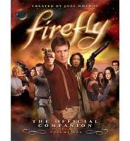 Official Firefly Companion, The - Vol 1