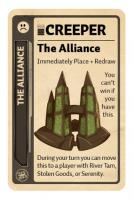 Firefly Fluxx Promo Card - The Alliance