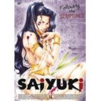 Saiyuki - Following the Scriptures