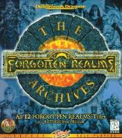 Forgotten Realms Archives, The (1st Edition) (PC CD-Rom)