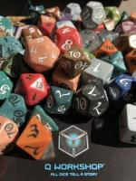 Free RPG Day 2017 Dice Sample