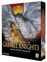 Gabriel Knight 3 - Blood of the Sacred