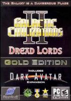 Galactic Civilizations II - Dread Lords w/Dark Avatar Expansion (Gold Edition)