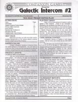 Galactic Intercom #2