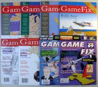 GameFix Magazine Collection - 8 Issues!