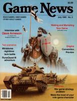 "#5 ""RuneQuest III Adventure, Dave Arneson Interview"""
