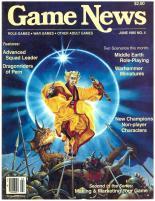 "#4 ""Middle Earth Role-Playing Scenario, Warhammer Miniatures Scenario"""
