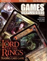 """#14 """"Lord of the Rings Trading Card Game"""""""