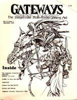 """#1 """"X-Men, Labyrinth, Robotech, Mekton"""""""
