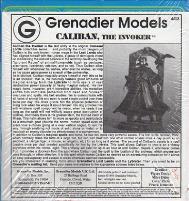 Caliban the Invoker